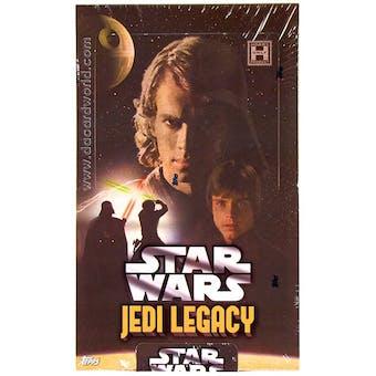 Star Wars Jedi Legacy Hobby Box (Topps 2013)