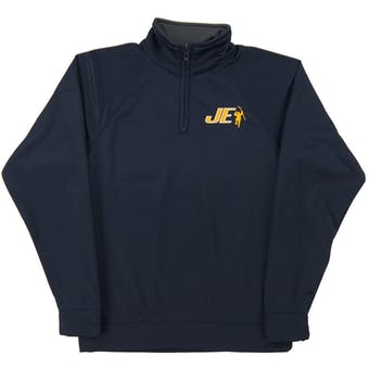 The Jack Eichel Collection Navy 1/4 Zip Performance Fleece (Adult X-Large)