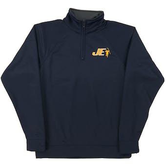 The Jack Eichel Collection Navy 1/4 Zip Performance Fleece (Adult X-Large)
