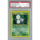 Pokemon Neo Genesis Jumpluff 7/111 Holo Rare PSA 9