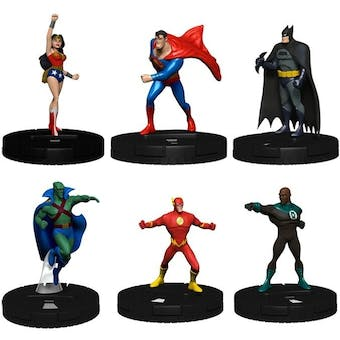 DC Heroclix: Justice League Unlimited Booster Brick (Presell)