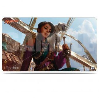 CLOSEOUT - ULTRA PRO KARIZEV, SKYSHIP RAIDER PLAYMAT - 12 COUNT CASE