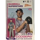 2020 Topps Big League Baseball Superstars Clayton Kershaw Figure