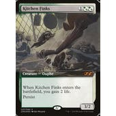Magic the Gathering Ultimate Masters Box Topper FOIL Kitchen Finks NEAR MINT (NM)