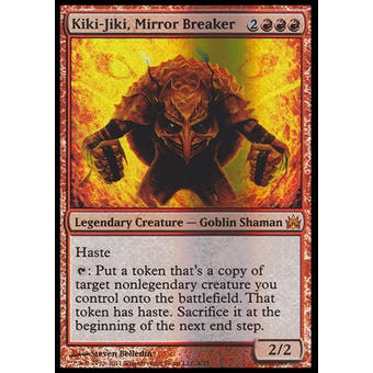 Magic the Gathering FTV : Legends Single Kiki-Jiki Mirror Breaker FOIL - MODERATE PLAY (MP)