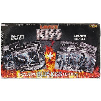 Komplete KISS Collector's Set (Press Pass 2009) (Reed Buy)
