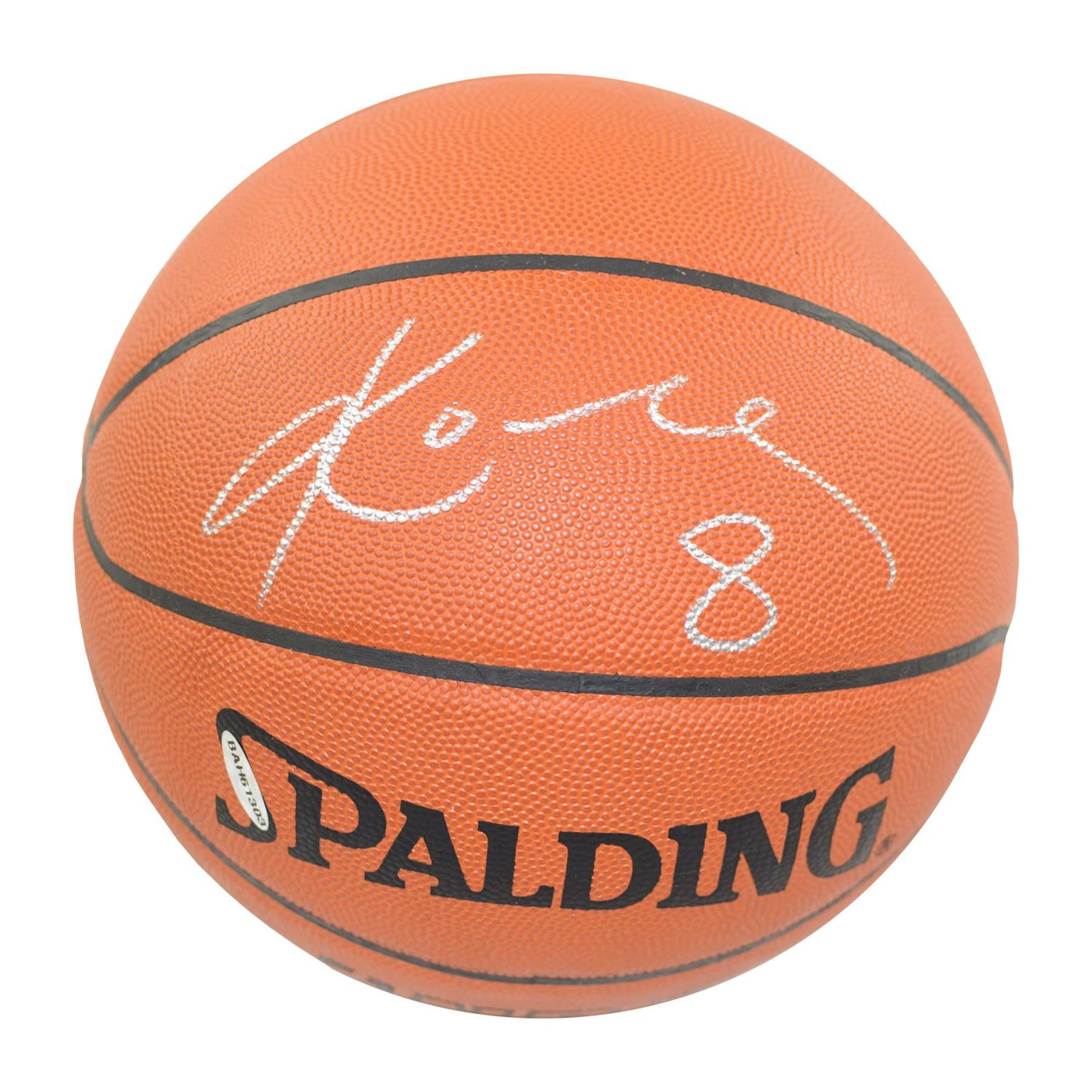 c153d9ca7 Kobe Bryant Los Angeles Lakers Autographed Official Game Basketball (UDA)