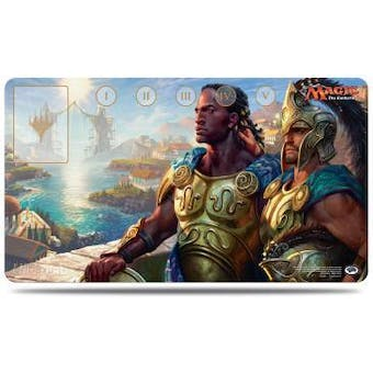 CLOSEOUT - ULTRA PRO KYNAIOS AND TIRO OF MELETIS PLAYMAT