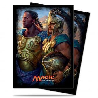 CLOSEOUT - ULTRA PRO KYNAIOS AND TIRO OF MELETIS 120 COUNT DECK PROTECTORS