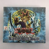 Yu-Gi-Oh Legend of Blue Eyes White Dragon 1st Edition Booster Box - 2nd Printing