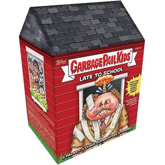 Garbage Pail Kids Series 1 Late To School Blaster Box (Topps 2020)
