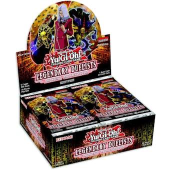 Yu-Gi-Oh Legendary Duelists: Ancient Millennium Booster Box