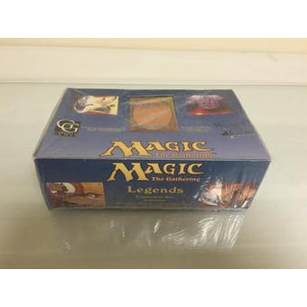Magic the Gathering Legends English Booster Box