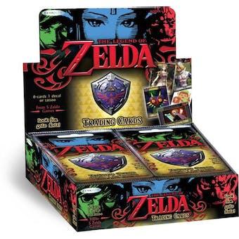 The Legend of Zelda Trading Card Box