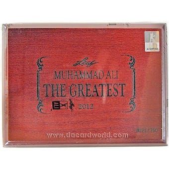 2012 Leaf Muhammad Ali - The Greatest Boxing Hobby Box
