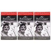 2012 Leaf The Living Legend - Pete Rose Baseball Hobby Box (Lot of 3)