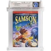 Nintendo NES Little Samson WATA Certified 9.4 A Sealed