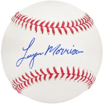 Logan Morrison Autographed Seattle Mariners Major League Baseball Onyx COA