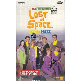 The Complete Lost In Space Trading Cards Box (Rittenhouse 2005)