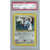 Pokemon Neo Genesis Lugia 9/111 Holo Rare PSA 9