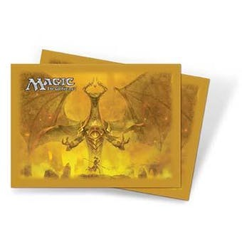 Ultra Pro Magic Horizontal Nicol Bolas Standard Sized Deck Protectors (80 ct) - Regular Price $8.99 !!!