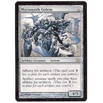 Magic the Gathering Fifth Dawn Single Mycosynth Golem - NEAR MINT (NM)