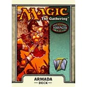 Magic the Gathering 7th Edition Armada Precon Theme Deck (Reed Buy)
