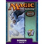 Magic the Gathering 7th Edition Bomber Precon Theme Deck (Reed Buy)