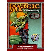 Magic the Gathering 7th Edition Infestation Precon Theme Deck (Reed Buy)
