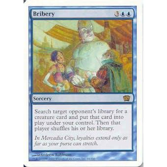 Magic the Gathering 8th Edition Single Bribery - NEAR MINT (NM)