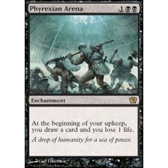 Magic the Gathering 9th Edition Single Phyrexian Arena - NEAR MINT (NM)
