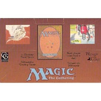 Magic the Gathering Beta Booster Box