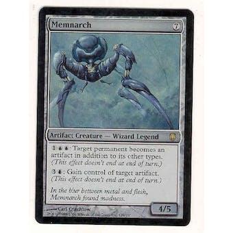 Magic the Gathering Darksteel Single Memnarch Foil