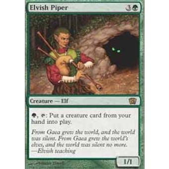 Magic the Gathering 8th Edition Single Elvish Piper - NEAR MINT (NM)