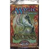 Magic the Gathering Exodus Booster Pack (Reed Buy)