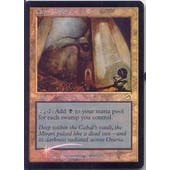 Magic the Gathering Torment Single Cabal Coffers FOIL - MODERATE PLAY (MP)