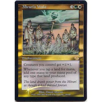 Magic the Gathering Judgment Single Mirari's Wake FOIL - NEAR MINT (NM)