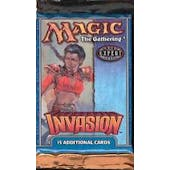 Magic the Gathering Invasion Booster Pack (Reed Buy)