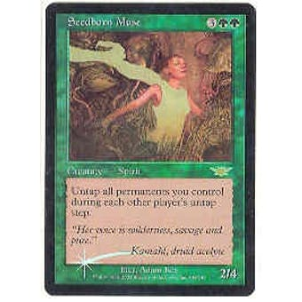 Magic the Gathering Legions Single Seedborn Muse FOIL - NEAR MINT (NM)