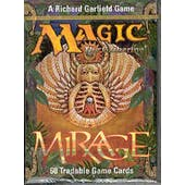 Magic the Gathering Mirage Tournament Starter Deck