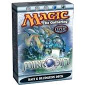 Magic the Gathering Mirrodin Bait & Bludgeon Precon Theme Deck
