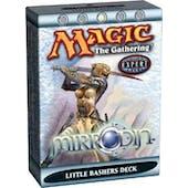 Magic the Gathering Mirrodin Little Bashers Precon Theme Deck