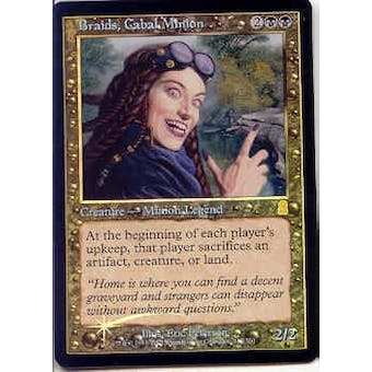 Magic the Gathering Odyssey Single Braids, Cabal Minion Foil