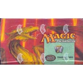 Magic the Gathering 7th Edition Precon Theme Deck Box