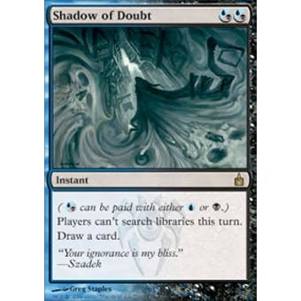 Magic the Gathering Ravnica Single Shadow of Doubt - NEAR MINT (NM)
