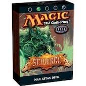 Magic the Gathering Scourge Max Attax Precon Theme Deck
