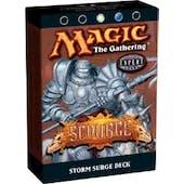 Magic the Gathering Scourge Storm Surge Precon Theme Deck