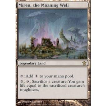 Magic the Gathering Saviors of Kami Single Miren, the Moaning Well - NEAR MINT (NM)