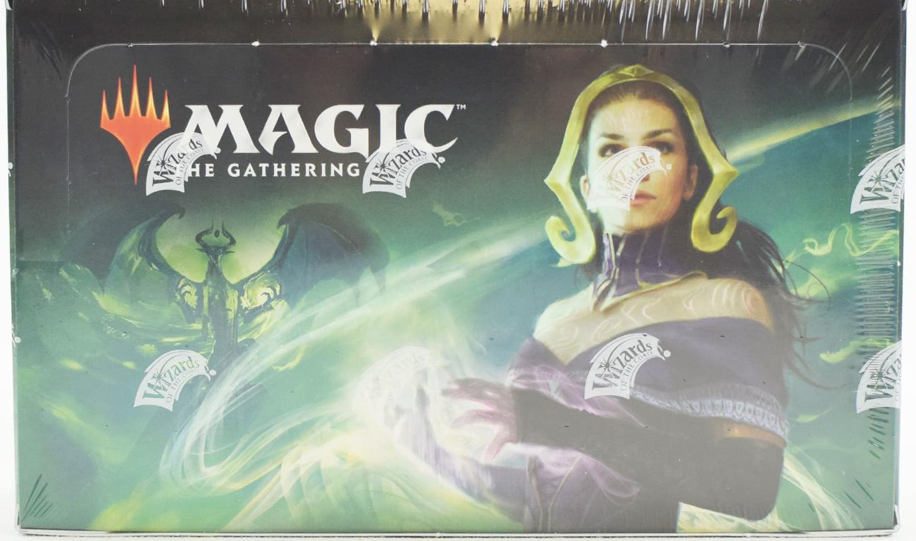 war of spark mythic edition booster box
