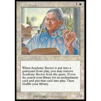 Magic the Gathering Urza's Destiny Single Academy Rector Foil - NEAR MINT (NM)